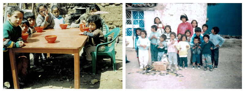 Street Kids of Huancayo