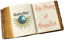 image of book with story of QuipuNet
